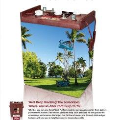 2016 Trojan Battery Campaign