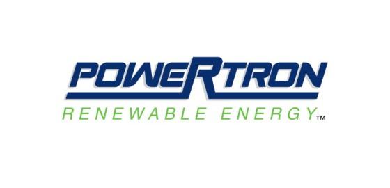Logo for battery line