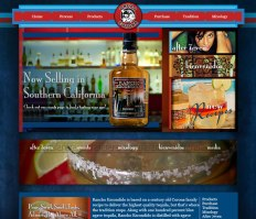 Liquor Site - Home Page