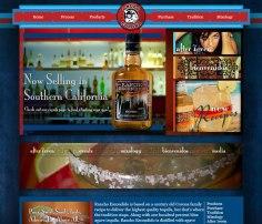 Liquor Site - Home Page