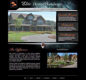 Home Builder Site