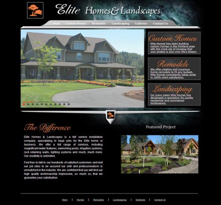 Home Builder Site