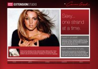 Hair Extensions Site