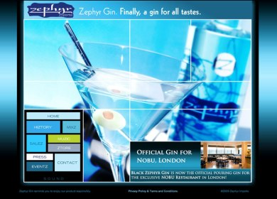 Full Flash Site