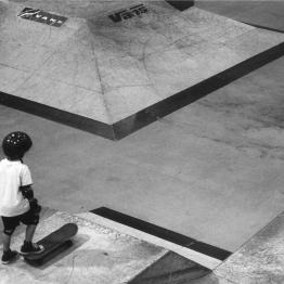 Vans Skate Park - 2001, Orange